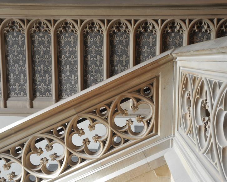Ark'sches Treppenhaus - Ein Aufstieg mit grandiosen Ausblicken