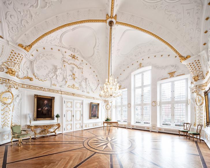 Weißer Saal - Der Festsaal des Rathauses
