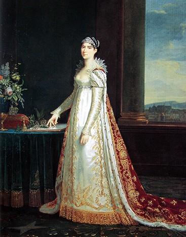 Kaiserin Joséphine, gemalt von Robert Lefèvre (1805)
